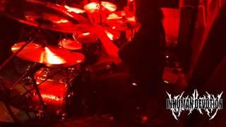 【INHUMAN DEVOTION】 Drummer:Akihiro Tsunoda ≪2015,02/22 Drums Side≫