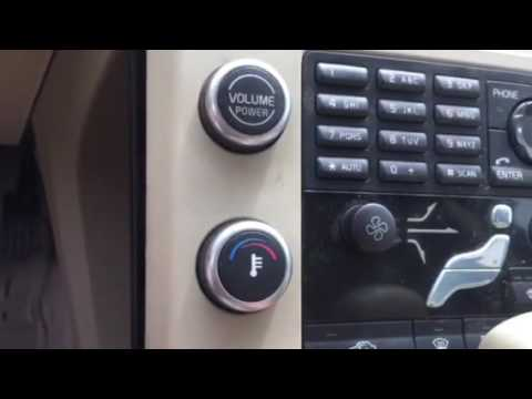 Volvo XC70 s80 air conditioning not working