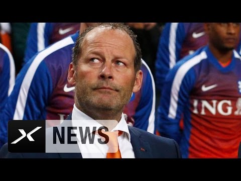 Niederlande: Guus Hiddink tritt ab, Danny Blind übernimmt | EM-Qualifikation