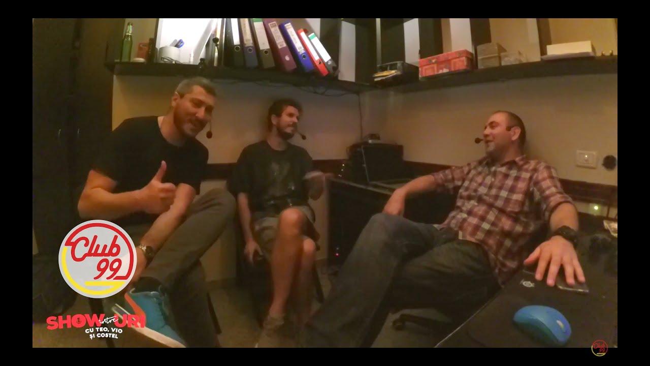 Intre showuri cu Teo, Vio si Costel | Podcast #33 | cu Sorin Parcalab