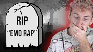 EMO RAP IS DEAD!! *I'm serious*