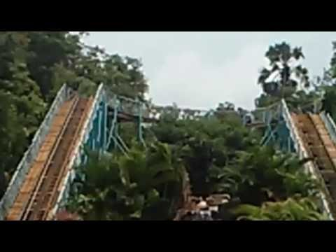 EsselWorld Mumbai Aqua Dive ride Video