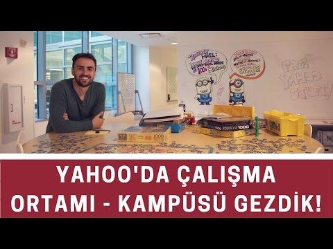Yahoo'da çalışma ortamı ve kampüs!