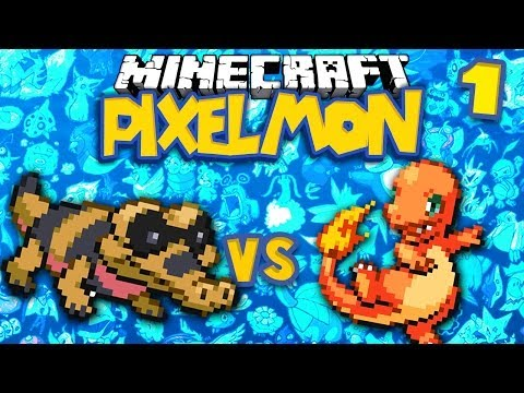 Minecraft pixelmon survival island ep 1 39 mewtwo madness - Pixelmon ep 1 charmander ...