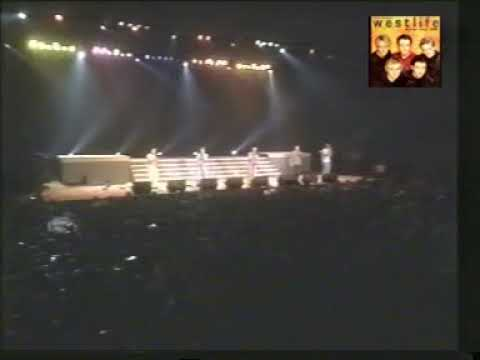 Westlife - Live in Jakarta Seasons In the Sun 05 of 10