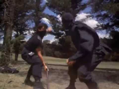 American Ninja 4: David Bradley vs Ninjas