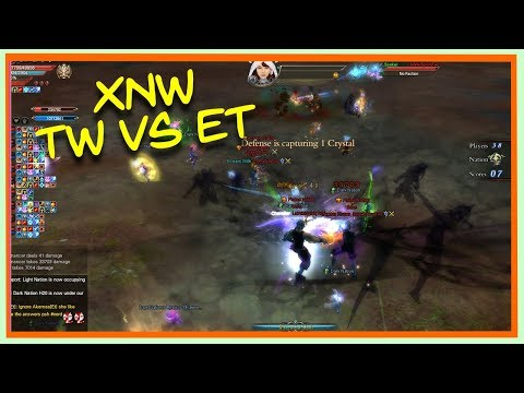 XNW TW server vs ET server lots of fun