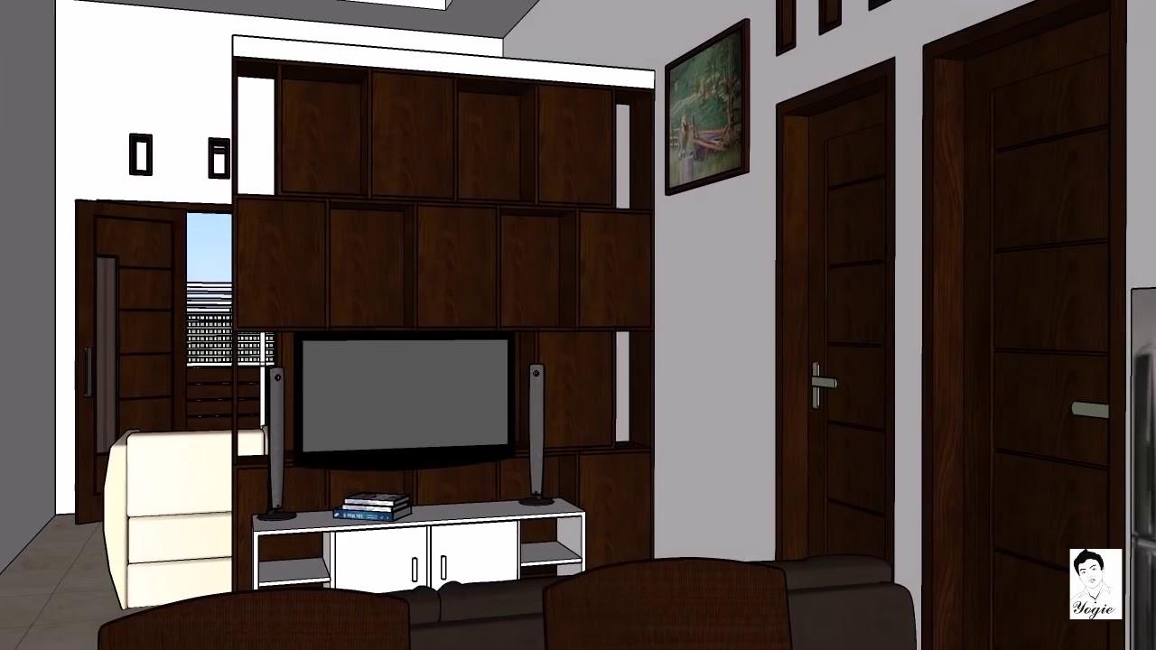 Desain Rumah Minimalis 5 X 12 Meter Desain Rumah Modern
