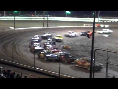 2012 Sycamore Speedway Late Model Twin 30's Part 2 of 2