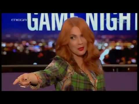 Kostas Martakis Celebrity Game Night, 2015 FULL