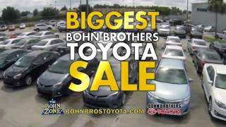 Bohn Brothers Toyota TV Commercial - March 2014