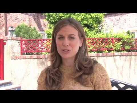 Sonya Walger on the Set of Law & Order: SVU