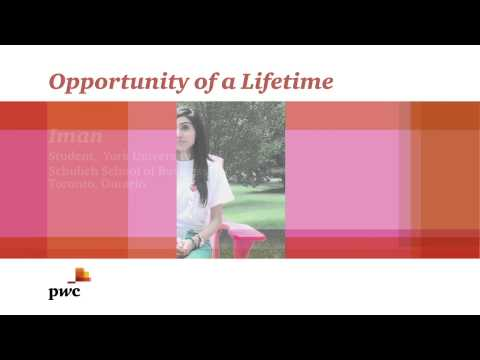 Highlights from PwC's National Campus Recruitment Conference