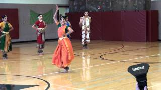 South Indian Classical Dance - 1