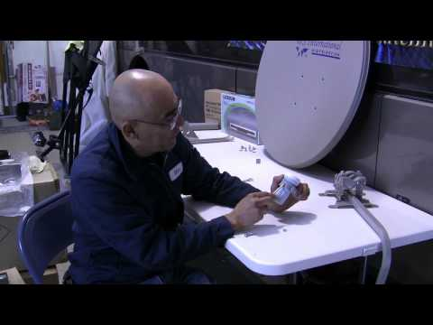Assembling the WS7630 Dish | 75CM - 30 Inch Ku Band Offset Satellite Dish