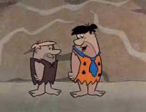 Barney Rubble from the Flintstones Needs 3 Heads?