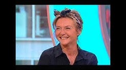 Amanda Burton on The One Show - 2010!