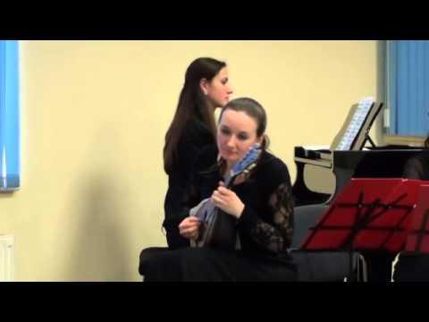 Бетховен Людвиг Ван club13333245 -  Гарри Карр (контрабас) Хармон Левис (орган) - Сонатина для фортепиано и мандолины до минор, WoO 43a - скачать и слушать mp3 в максимальном качестве