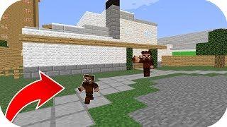 ZENGİN VS FAKİR #252 - Fakir'in Çocuğu Evden Kaçıyor (Minecraft)