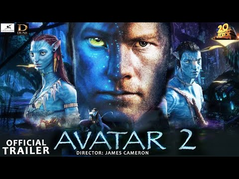 Avatar 2- Official Concept Trailer |James Cameron | Sci-Fi | Action Movie Disney+