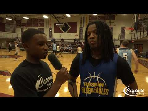 Interview with Ruskin High School Guard Tyrone Moore
