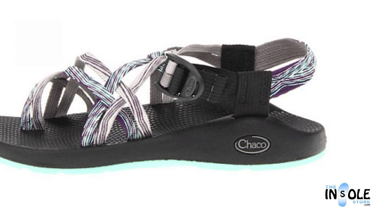 7c0ebb20336e Chaco ZX2 Yampa Pixel Weave Sandals  TheInsoleStore.com - YouTube
