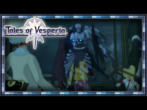 Tales of Vesperia (PS3) — Patty (Lv.5) vs. Wandering Skeleton [Unknown Mode]