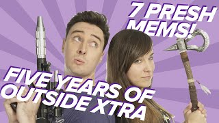 7 Fave Moments on Outside Xtra in Our First 5 Years! | Oxtra's 5th Birthday