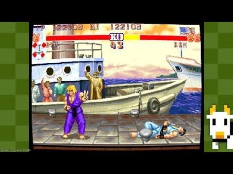 Capcom Arcade Stadium KENN CANT STOPP SPAMMING!!  