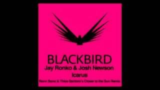 Teaser of: Jay Ronko & Josh Newson - Icarus (Ronn Sono & Thice Santoro Closer to the Sun Remix)