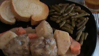 Meatball Stew With A German Twist
