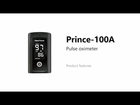 heal-force-prince-100a-|-fingertip-pulse-oximeters