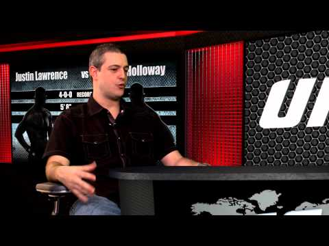 Justin Lawrence vs Max Holloway - UFC 150 Preview and Betting Analysis w/ Professional MMA Oddsmaker