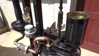 Gros moteur Stirling
