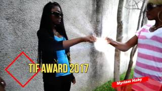 TIF AWARD 2017 : GENERATION 2014 [ FEMME ] avec Myriam Haby