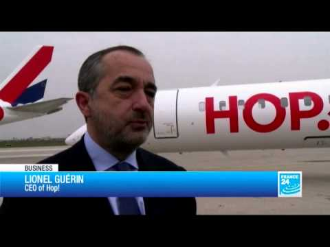 BUSINESS BULLETIN - Air France's new budget airline, and unemployment is up in France