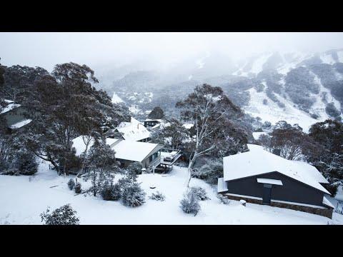 Deep Snow At Australia's Ski Fields