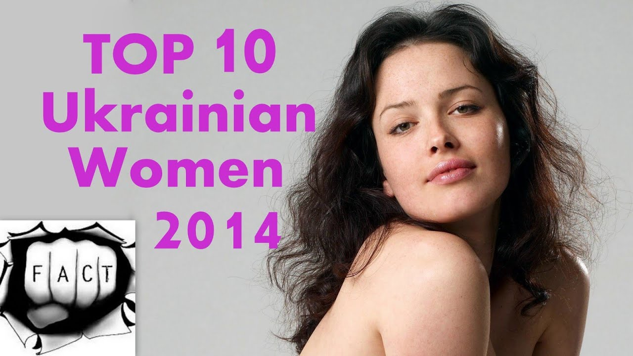 Ukrainian Woman Top 68
