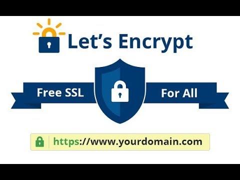 Issuing SSL Cert Using Lets Encrypt In Ubuntu