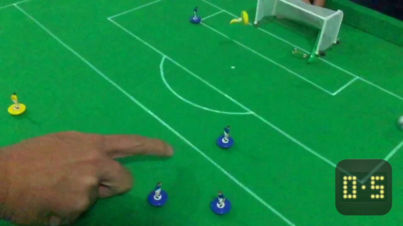 Subbuteo Table Soccer Fails and Goals!