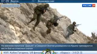 Россия сегодня! Большие впечатления у бывших военных армии Украины от русской армииmp4