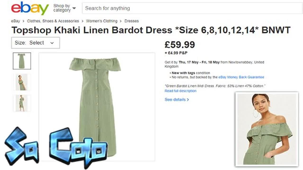 Ebay Dresses Size 6