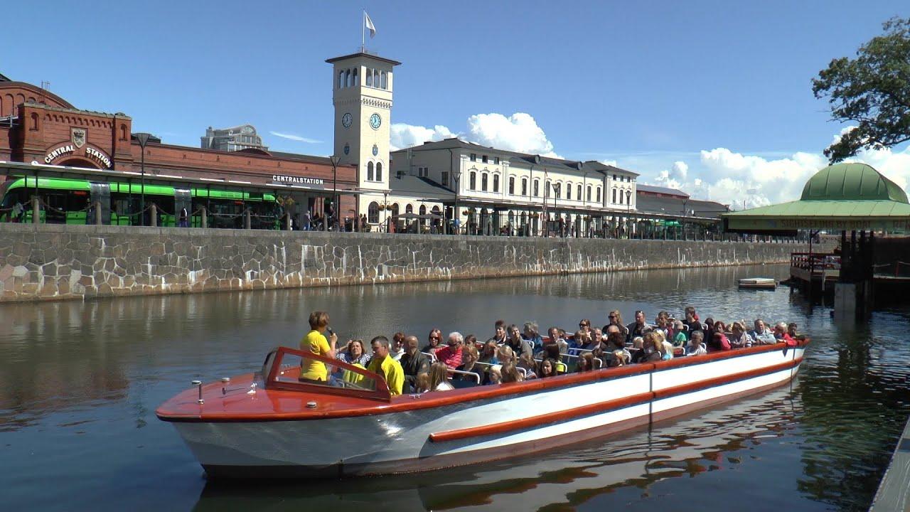 Malmö sightseeing Rundan YouTube