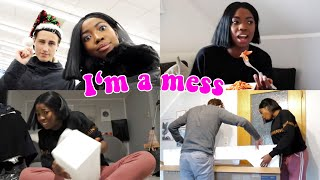 Trying to get my life together ! Vlogmas #9