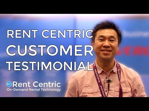 Rent Centric Customer Testimonial: Mr. Rent-A-Car