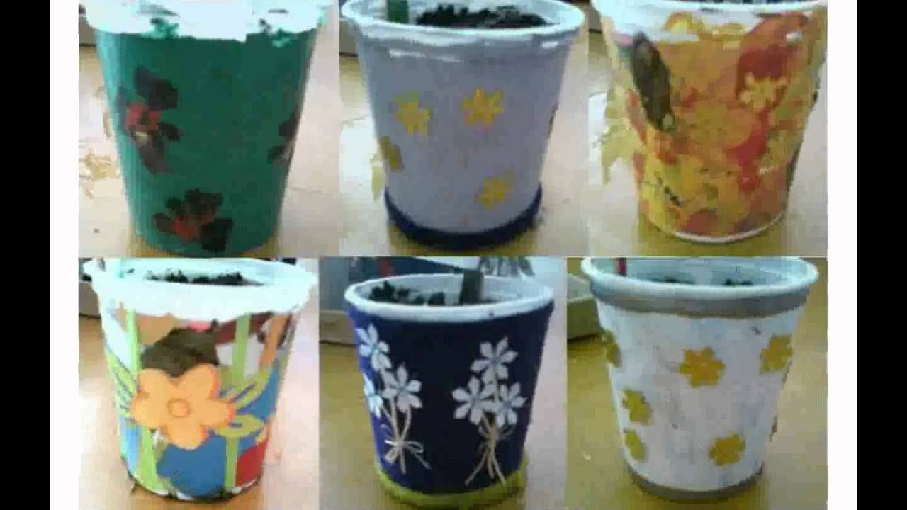 Decorating Clay Pots For Wedding