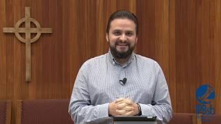2020-07-01 - Adoração, O Prazer Cristão - Jo 4 - Rev André Carolino - Transmissão de Estudo Biblico