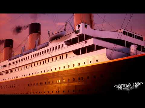 Titanic 20th Anniversary Soundtrack - A Woman's Heart is a Deep Ocean of Secrets