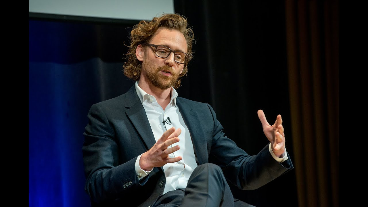 Tom Hiddleston On How He Gets Into Different Roles