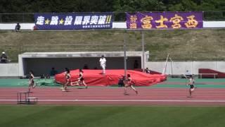 【1組】結果 1 59.59 池谷 真蓬 3 日大三島 2 1:00.09 鈴木 優帆 3 富士...